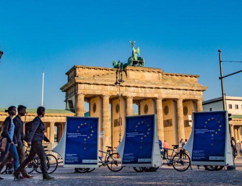 Deutsche Wirtschaft wirbt mit mobilen Werbeträgern