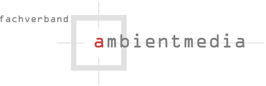 Logo FAM Fachverband Ambient Media e.V.