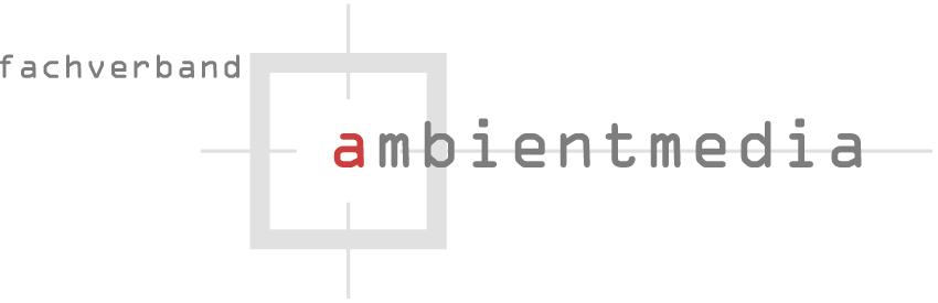 Logo FAM Fachverband Ambient Media e.V.