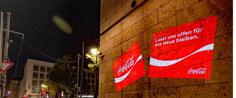 BeamerMan - Coca Cola