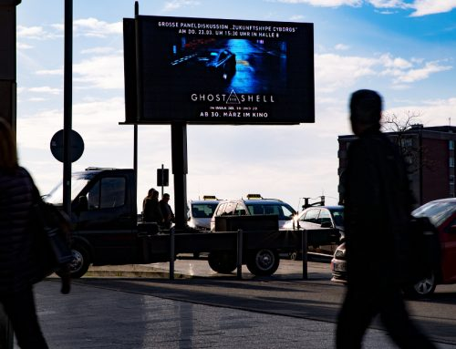 Mobile LED Screen: Premiere für den LitoScreen