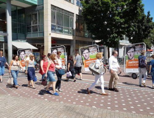 BikeBoards für Benefiz-Fußballspiel Champions for Charity