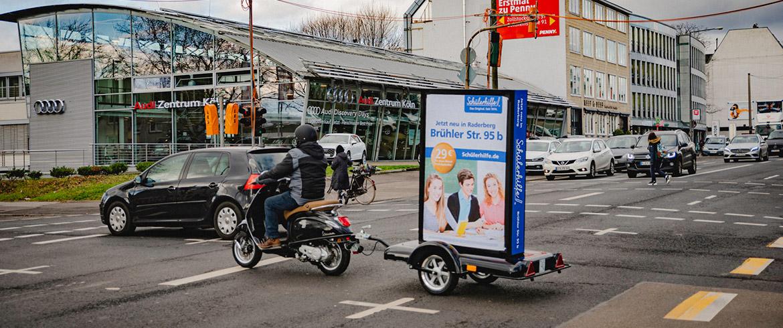 CoolLiteScooter - Mobile Medien