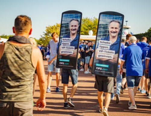 Tip1 wirbt in der 57. Bundesligasaison für eine neue kostenfreie Tippspiel-Plattform