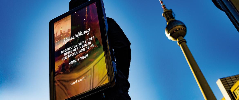 DigiBoard-digitale Werbung - promotion