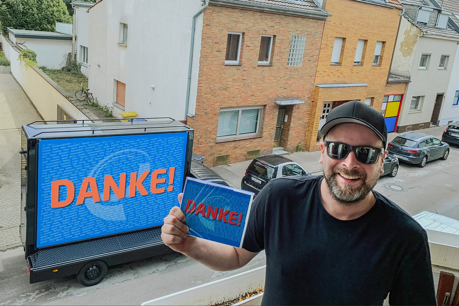 inovisco sagt Danke