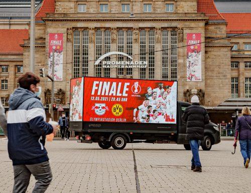 Medienmix für RB Leipzig
